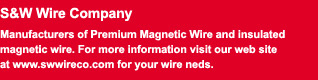 SW Wire - Magnetic Wire