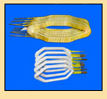Linear Electric Motor Coils